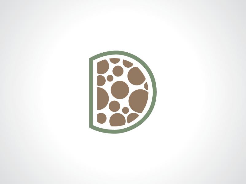 Letter D Circle Logo Template By Heavtryq Dribbble Dribbble