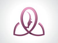 Girl Beauty Logo Template