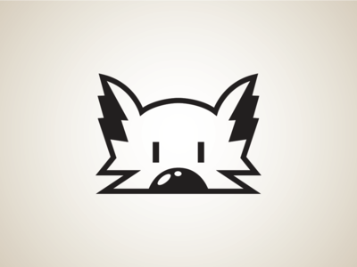 Lazy Dog Logo Template