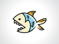 Mad Fish Logo