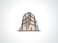 Mega Building Logo
