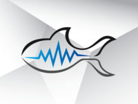 Fish Sound Logo Template