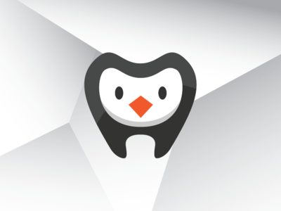 Penguin Dental Logo
