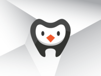 Penguin Dental Logo
