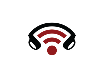 WiFi Music And Earphone Sound Logo Template