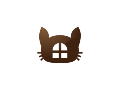 cat house logo