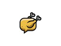 Chicken Chat Logo