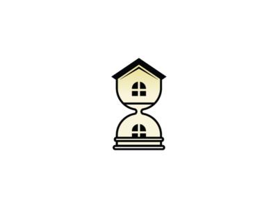 Home Hourglass Logo