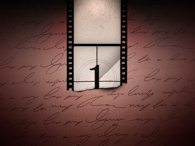 Film reel film reel 35mm