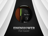 EISENHOWER: Task Counter