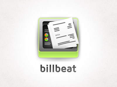Billbeat billbeat logo documents dashboard icon