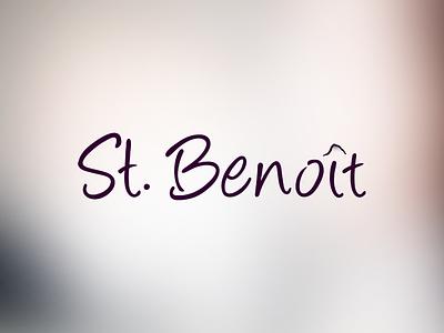 St. Benoît logo restaurant