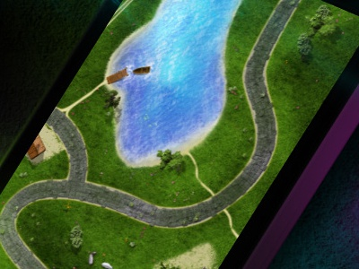 Tower Defence Game Map game map tower defence game map fantasy iphone towerdefence td