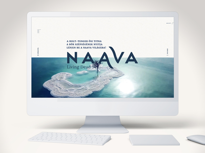 NAAVA - Dead Sea Cosmetics Hungary