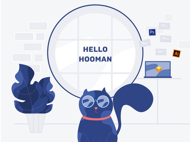 Hello Hooman