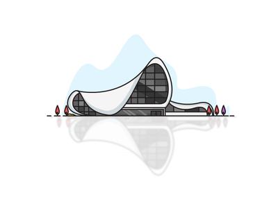 Architecture art strokes stoked illustration design graphic architecture