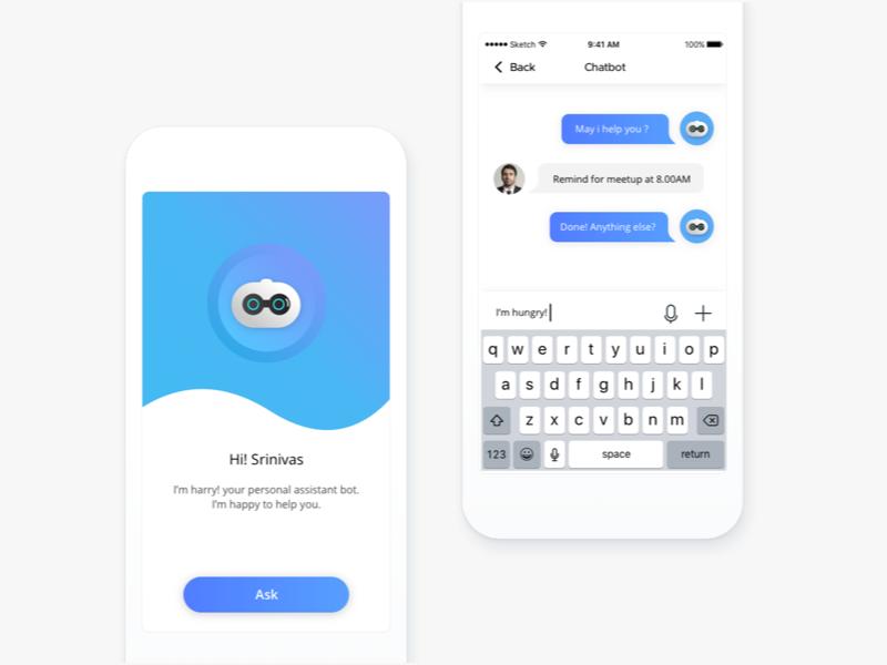 Chat Bot Design