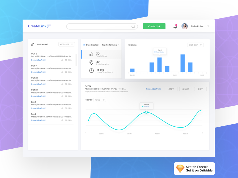 Download Freebie: Dashboard