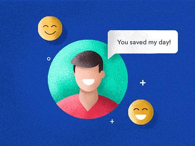 Customer Satisfaction freshworks happy user satisfaction customer
