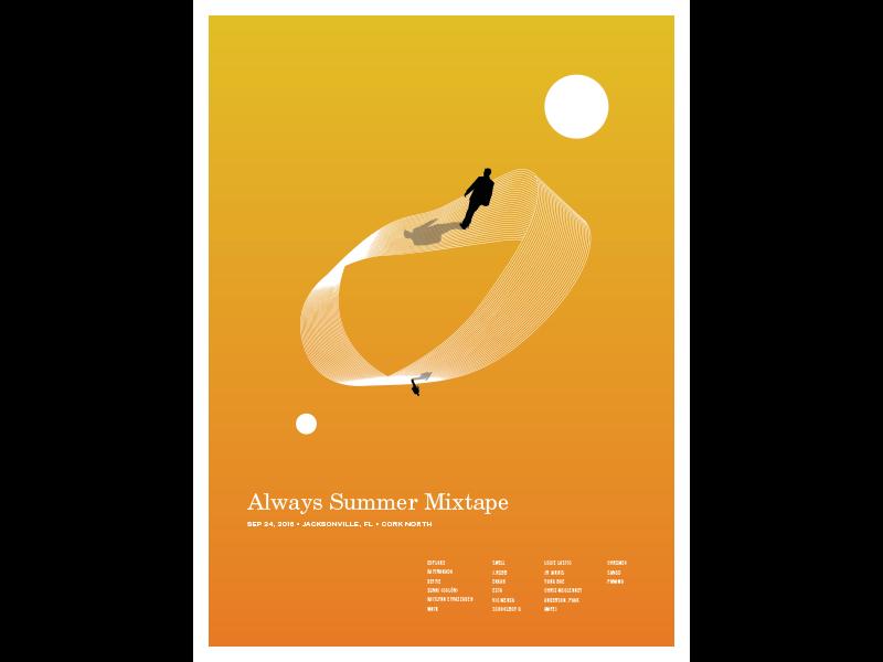 Always Summer 2016 poster