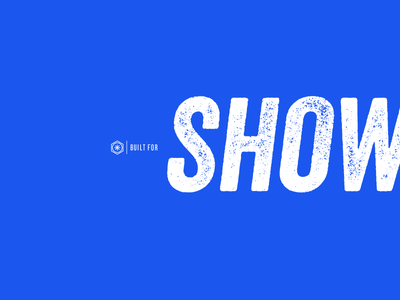 Built For Show identity