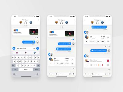 Rewind: Game chat