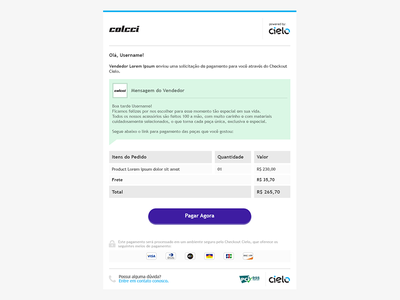 Email Checkout email payment checkout ecommerce