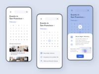 Designer Meetup App
