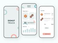 🍩 Donut Truck App