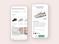 Shoe E-Commerce App