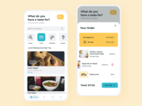 Food Delivery App 🍕