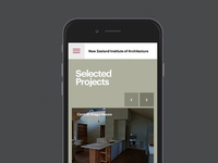 New Zealand Institute of Architects Mobile