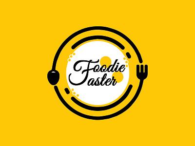 Food App Logo reservations food brand identity branding logo food app