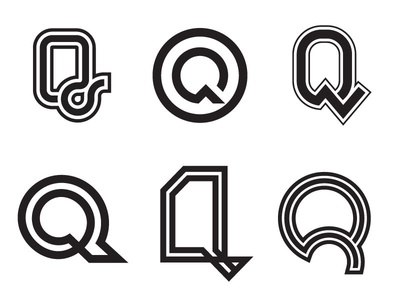 Q type 36 days of type logo hand lettering q typography lettering illustration illustrator