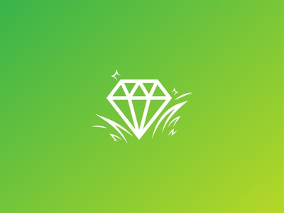 diamond in the grass