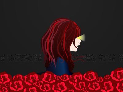Red | Illustration
