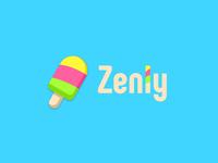 Zenly © thiết kế logo