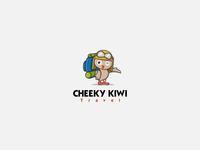 Logo Cheeky Kiwi