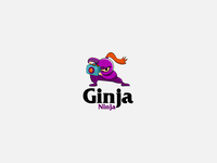 Logo Ginja Ninja