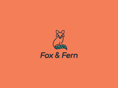 Logo Fox & Fern