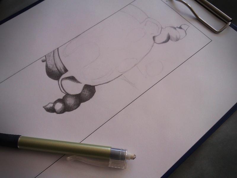 sketchy sunday sketch timeline drawing