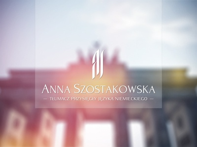 Mrs. Anna - sign
