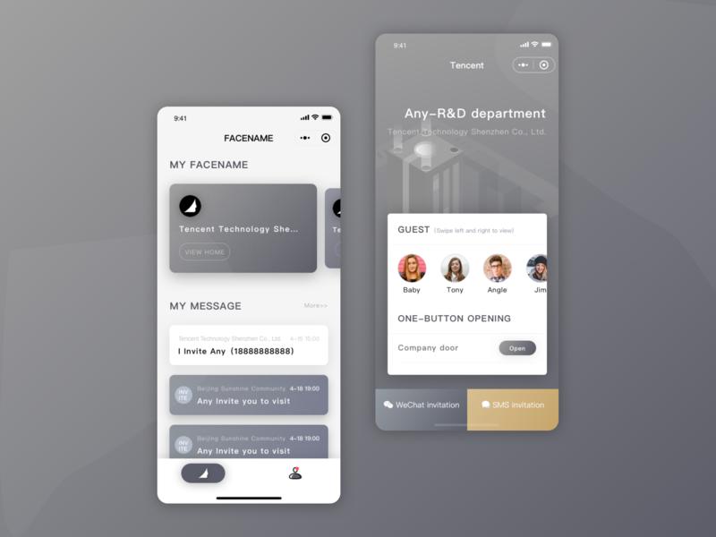 Smart  App Design