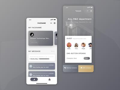 Smart  App Design userinterface app  design