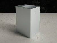 Flora — Eco Project. Pre-render of a device
