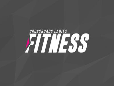 Ladies Fitness Logo