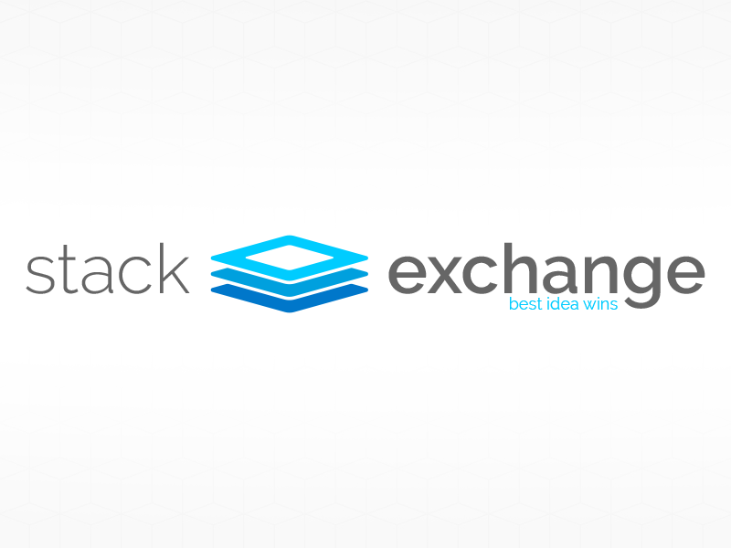 Stack Exchange Rebrand icon branding identity logo stack overflow qa files stack exchange stack