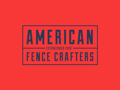 American Fence Crafters Logo