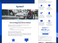 Kynect Transactional Emails
