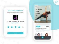 Gym App UI